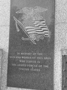 In Memory of those who have served