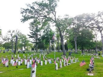 Local Cemetery