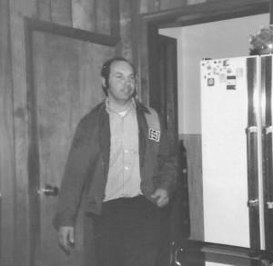 Dad in his Pepsi uniform