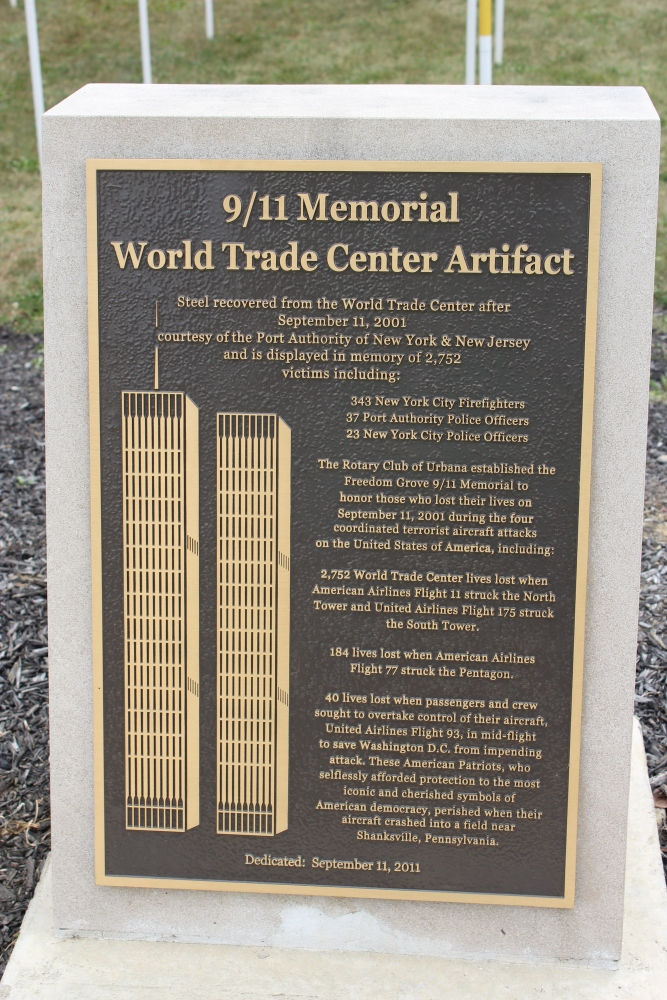 A Day In Memory Of 9-11-2001 (4/6)